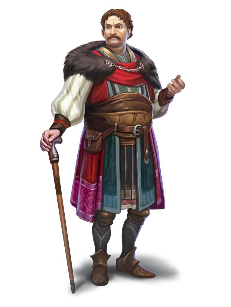 Archduke Avgost