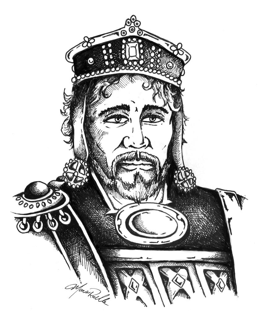 Corandias XVIII the Lion-Blooded, Basileus of Parsantium