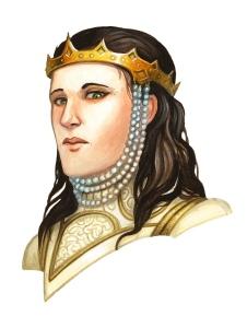 Queen Urzula of Krakova